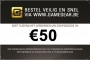 Gamegear Giftcard €50