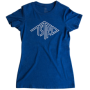 Astro Monogram T-shirt Blue