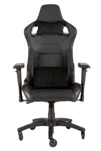 Corsair T1 RACE 2018 Gaming Chair - Black / Black