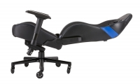 Corsair T2 ROAD WARRIOR Gaming Chair - Black / Blue
