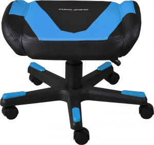 DXRacer - FOOTREST F0-NB Voetensteun (Black/blue)