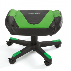 DXRacer - FOOTREST F0-NE Voetensteun (Black/Green)