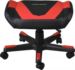 DXRacer - FOOTREST F0-NR (Black/Red)