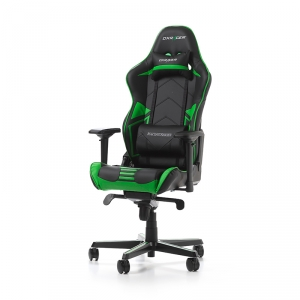 DXRACER Racing PRO (Black/Green) - R131-NE