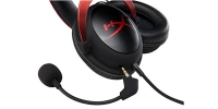 HyperX Cloud II 7.1 Pro Gaming Headset (Red)
