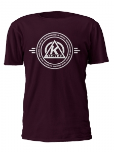 Kastiop - Bordeaux T-shirt