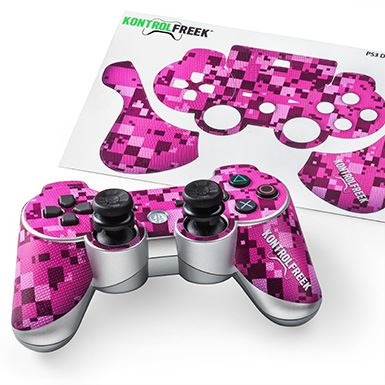 Kontrol Freek Shield Bombshell (PS3)