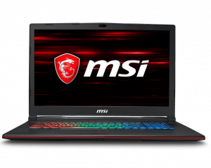 MSI GP73 8RD-009BE Gaming Laptop