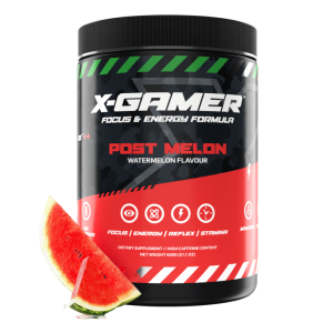 X-Gamer Post Melon Energy Drink - 60 Serving