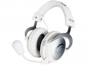 QPAD QH-90 Pro Gaming Headset - White (PC)