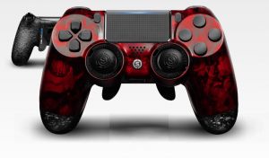 Scuf Gaming Red Reaper Infinity 4PS (PS4) + FULL KIT