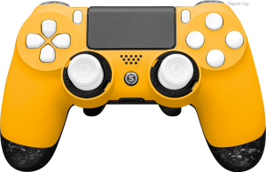 Scuf Gaming Yellow Infinity 4PS  (PS4) + DIGITAL FULL KIT