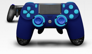 Scuf Gaming Infinity SPECTRUM 4PS Dark Blue (PS4) + FULL KIT
