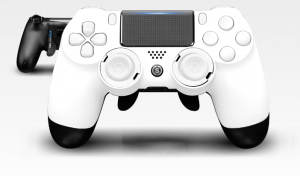 Scuf Gaming Infinity SPECTRUM 4PS WhiteOut (PS4) + FULL NO GRIP