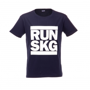 SK Gaming T-shirt RUN SKG 2017 (Blue)