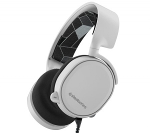 SteelSeries Arctis 3 Gaming Headset (White) 2019
