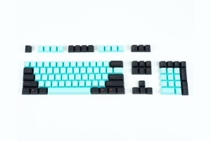 Tai-Hao Dark Miami Keycap Set (ANSI) 104 layout
