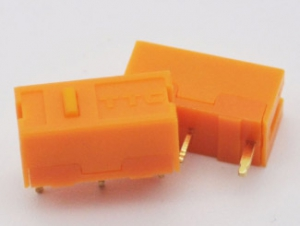 Original TTC Gold Micro Switch for Gaming Mouse - 2Pcs