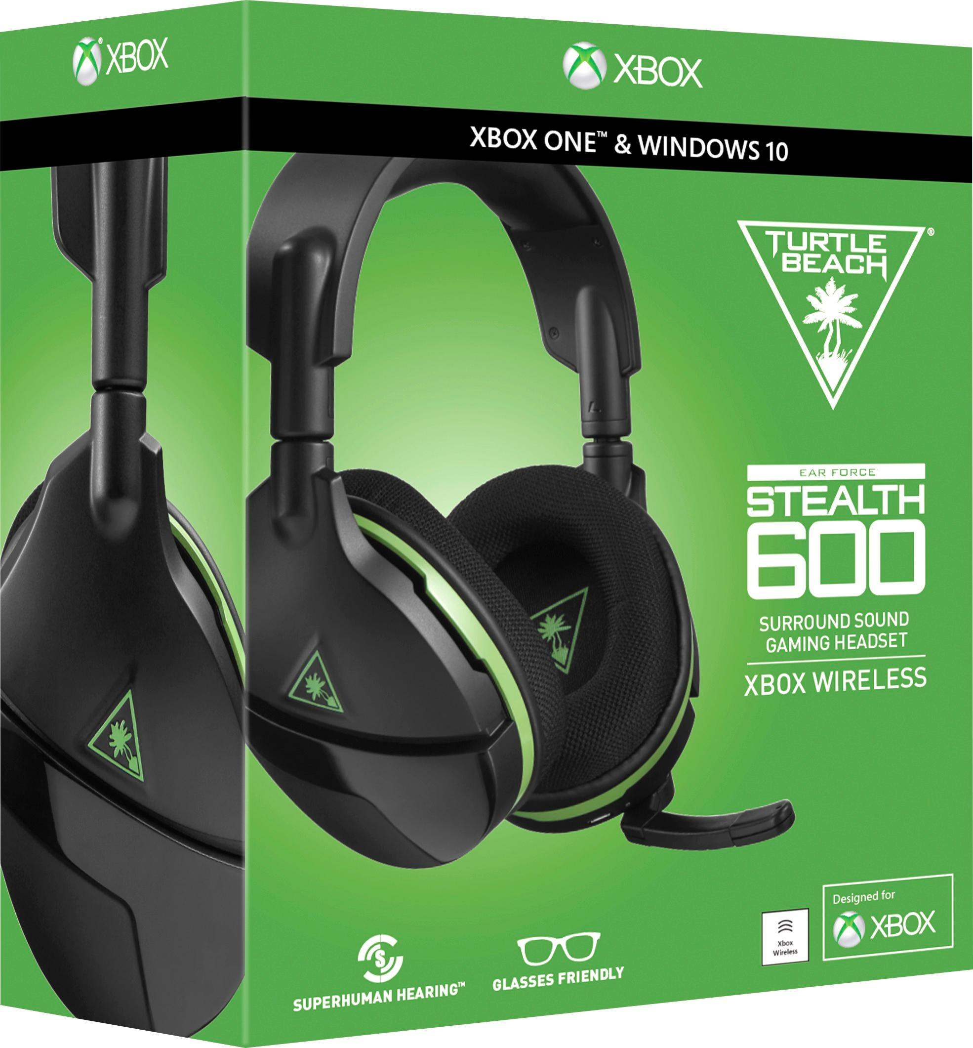 Turtle Beach Stealth 600 Wireless Gaming Headset (Xbox One)