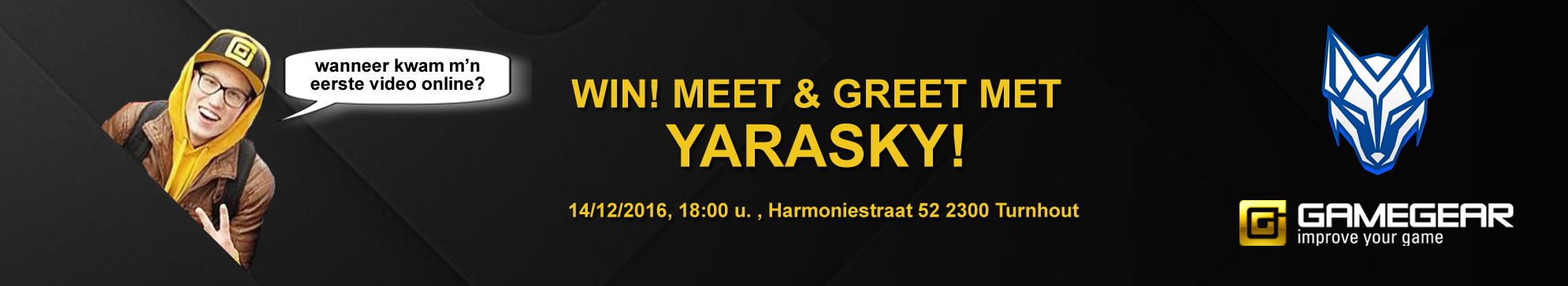 yarasky banner